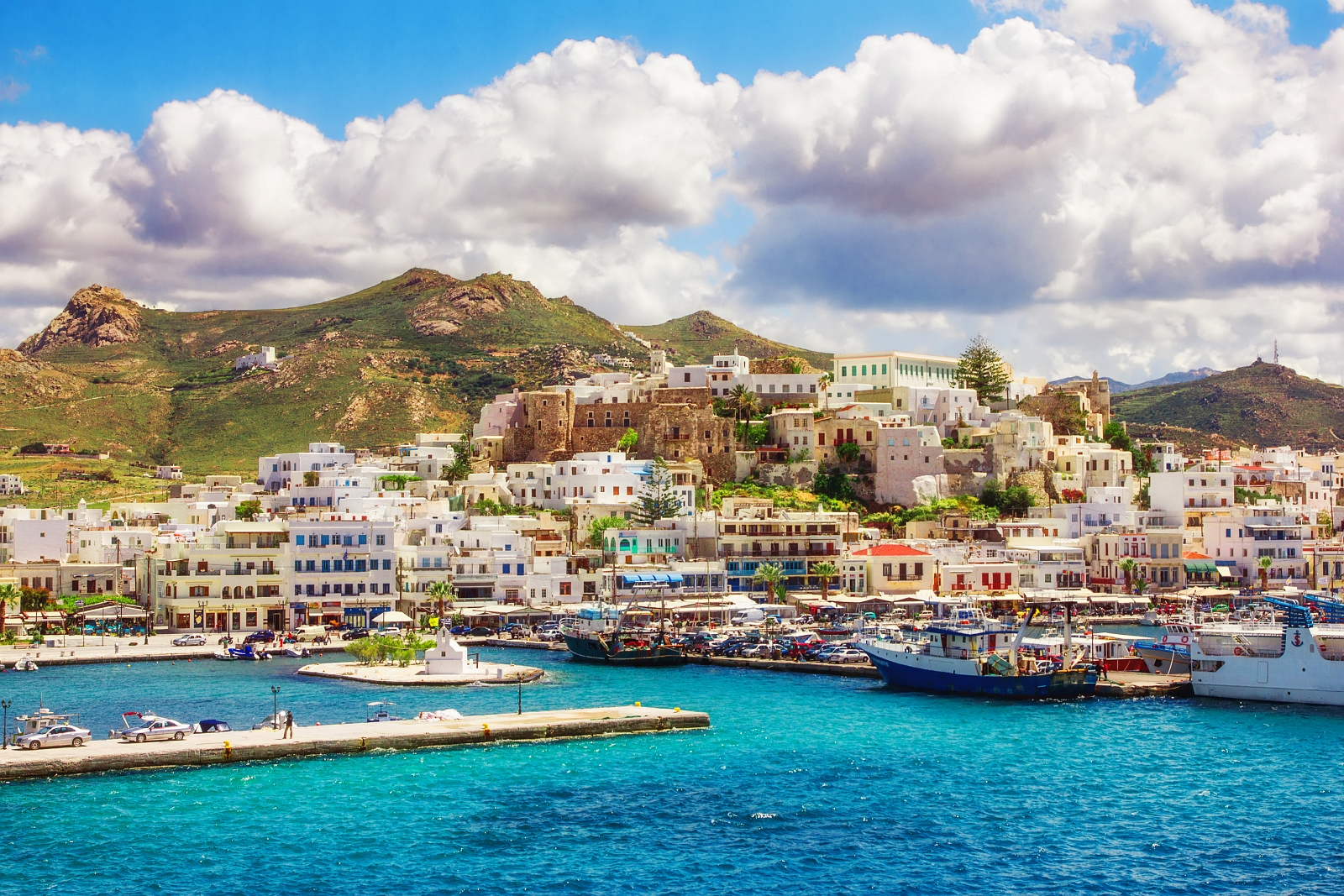 Greek Island Packages