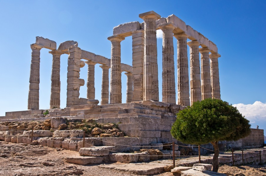 Cape Sounion Afternoon Tour Fantasy Travel Greece