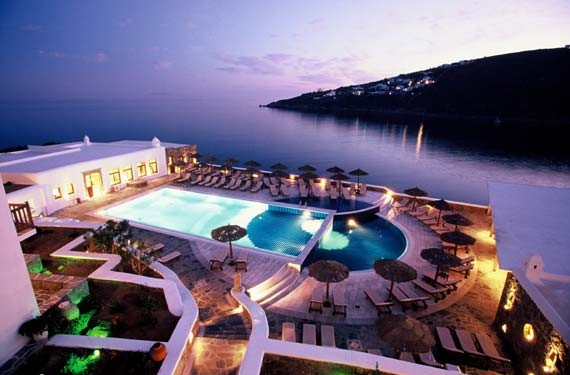 Petasos Beach Resort And Spa