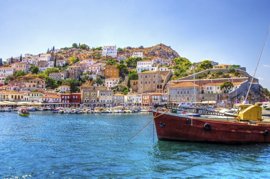 1 Day Saronic Cruise - Fantasy Travel Greece