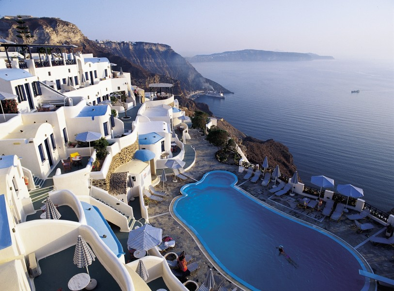 Athens Santorini Fantasy Travel Greece