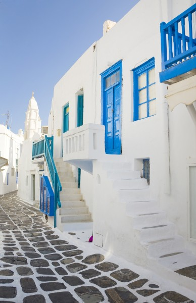 how to get to mykonos from paros