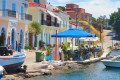 Waterfront in Poros