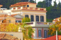 Old houses of Athens