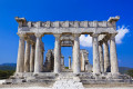 Ancient Temple of Aphaia, Aegina island