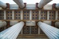 Ionic columns of the National Academy of Athens