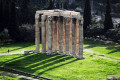 Temple of Olympian Zeus in Athens