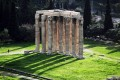 Temple of Olympian Zeus, Athens tour