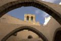 Bell tower of the Monastery of Saint John the Theologian, Patmos island