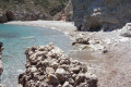 Kythira is full of secluded beaches