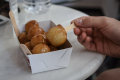 Greek loukoumas