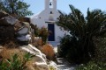 Traditional Orthodox church, Ios island
