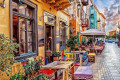 Picturesque shops in Nafplion