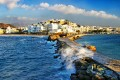 Wild beauty of Naxos island