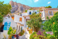 Stunning view of Plaka