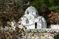 Small Greek Orthodox church, Poros island