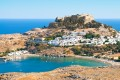 Lindos town, Rhodes