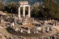 The Oracle of Great Prophecies in Delphi