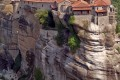 The Holy Monastery of Varlaam, the second largest monastery in the Meteora complex