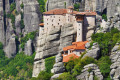 The Holy Monastery of Rousanou, Meteora