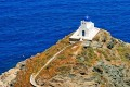 Seven Martyrs church by the sea, Sifnos island