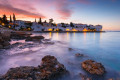 Spetses at sunset
