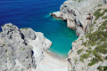 Beautiful bay on Kythira