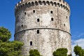The White Tower, famous Thessaloniki city landmark