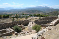 The Tomb of The Kinfs, Mycenae archaeological site