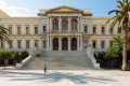 The Neoclassical Town Hall of Syros