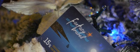 Photo of Fantasy Travel membership cards