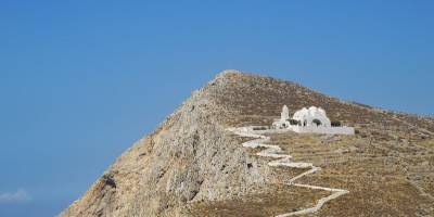 Church of Panagia in chora, Folegandros island