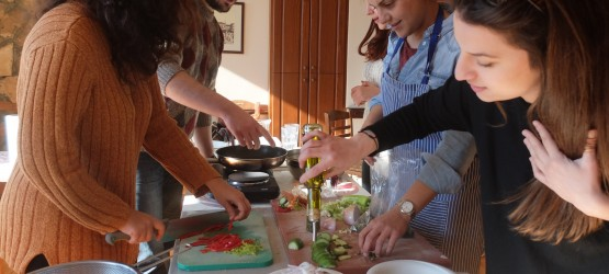 Athens Cooking Class