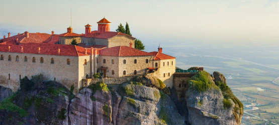Holy Monastery of Varlaam, Meteora
